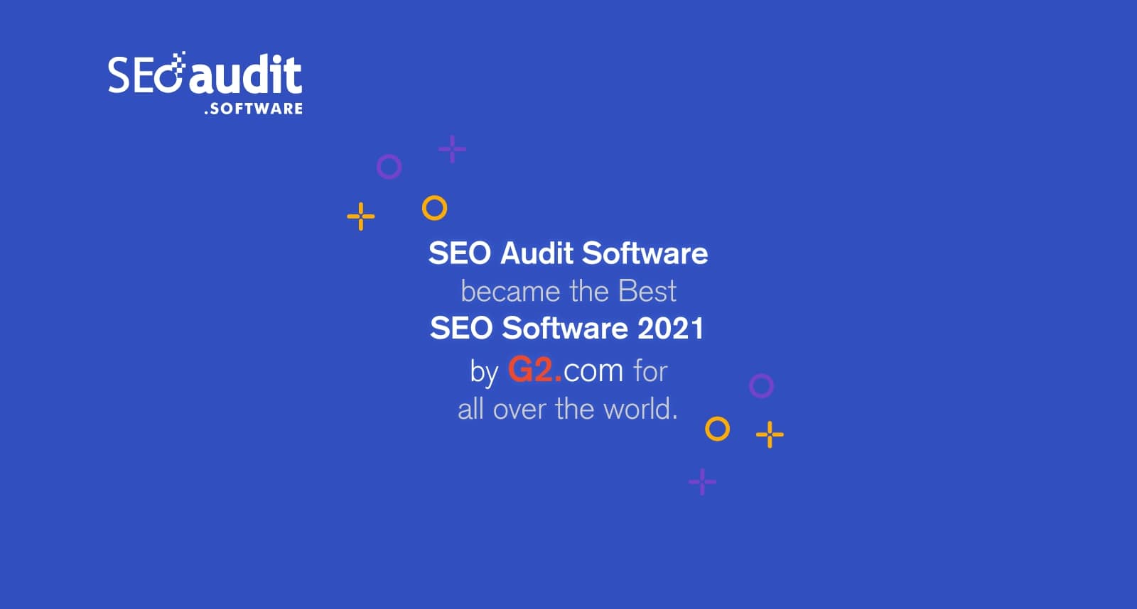 The Best SEO Software 2021 by G2 com for all over the world